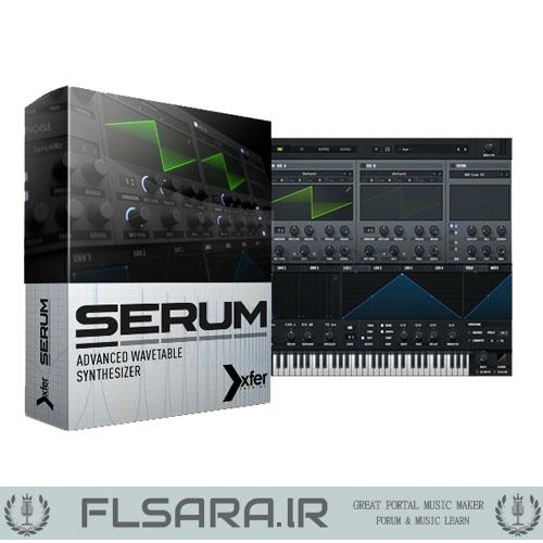 دانلود وی اس تی Xfer Serum (نسخه جدید)